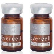 Интенсивная клеточная сыворотка для сияния кожи CLINIC Brightening Ampoule EVERCELL