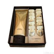 Набор омолаживающей косметики: маска и плацентарные сыворотки Clairdew Collection Salon de Flouveil