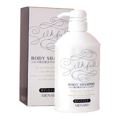 Шампунь для тела ШЕЛК Body Shampoo SILKFULL MENARD