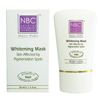 Отбеливающая маска Whitening Mask NBC Haviva Rivkin