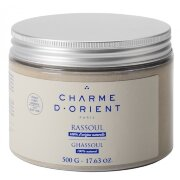 Минеральная маска Рассул неароматизированная Non perfumed ghassoul powder Charme d'Orient
