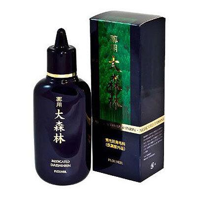 Тоник для роста волос для мужчин Дайшинрин Medicated Daishinrin Salon de Flouveil