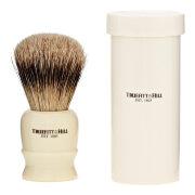 Помазок для бритья Слоновая кость Ivory Tube Traveller Shaving Brush TRUEFITT and HILL