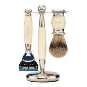 Набор для бритья Слоновая кость Ivory Edwardian Set Fusion TRUEFITT and HILL