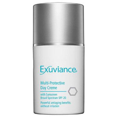 Дневной базовый защитный крем SPF 20 Multi-Protective Day Cream Exuviance