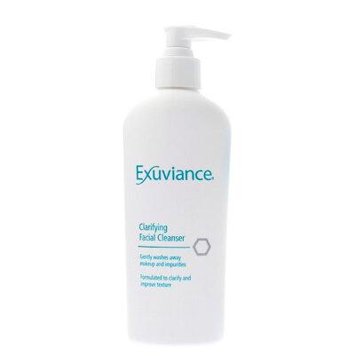 Очищающее увлажняющее средство для проблемной кожи Clarifying Facial Cleanser Exuviance