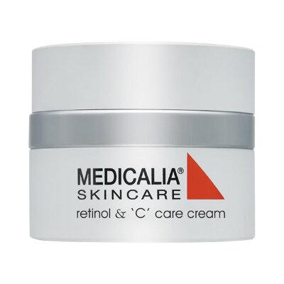 Крем с витаминами A и C Medi-REPAIR Retinol and C Care Cream MEDICALIA
