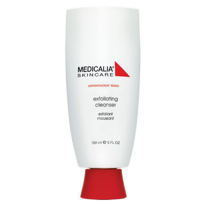 Крем эксфолиант очищающий Medi-CLEAR Exfoliating Cleanser MEDICALIA