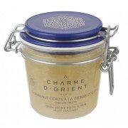 Пилинг для тела с квасцовым камнем Фрукты Fruits Alum stone scrubs with honey and royal jelly Charme d'Orient