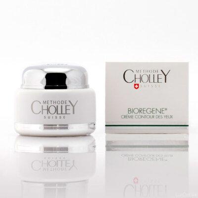 Специальный крем для контура глаз BIOREGENE CRЕME CONTOUR DES YEUX Methode Cholley