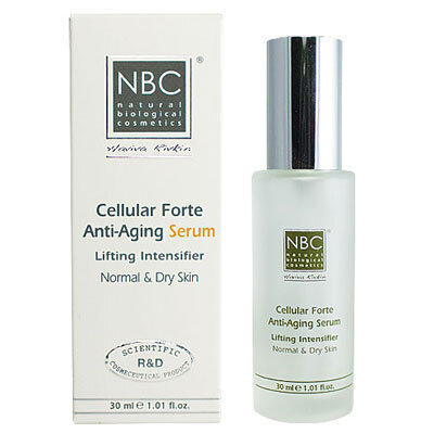 Противовозрастная сыворотка Cellular Forte anti-age Serum Lifting NBC Haviva Rivkin