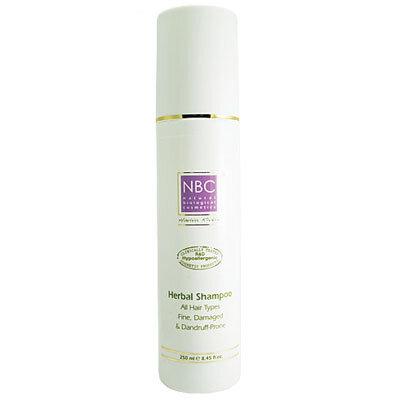 Растительный шампунь для всех типов волос HERBAL SHAMPOO NBC Haviva Rivkin