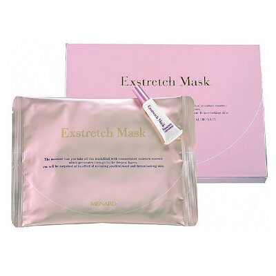 Омолаживающая маска (сыворотка + лист) Exstretch mask MENARD