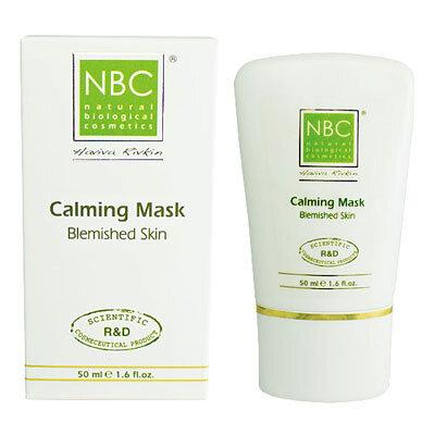Успокаивающая маска для проблемной кожи Calming Mask for Blemished Skin NBC Haviva Rivkin