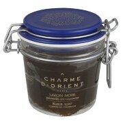 Черное мыло с эвкалиптом Black soap Scents of Hammam Charme d'Orient