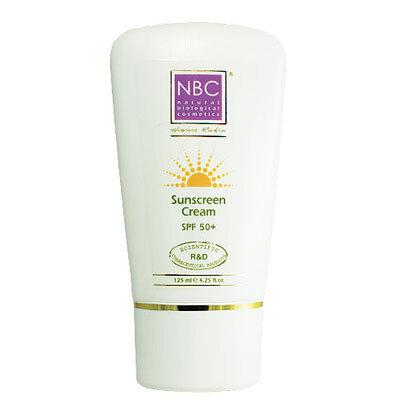 Защитный крем от солнца SUN SCREEN CREAM NBC Haviva Rivkin
