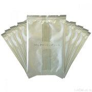 Пилинговые очищающие салфетки для кожи лица и тела Урэсино Peeling Sheet Ureshino