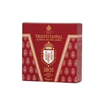 Мыло для бритья запасной блок для деревянной чаши 1805 Luxury Shaving Soap Refill for Wooden Bowl TRUEFITT and HILL