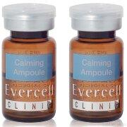 Интенсивная успокаивающая клеточная сыворотка CLINIC Calming Ampoule EVERCELL